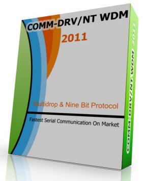 COMM-DRV/NT WDM Licenses