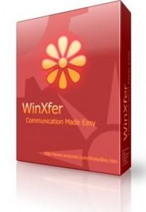WinXfer - File transfer utility.
