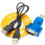 HDWP1RS232USB USB To Serial Port (RS232) Converter
