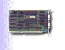HDWP2232550B 2 Port RS232 ISA Card