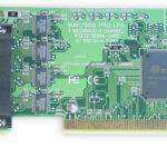 Axxon LF598KB 4 Port RS232 PCI Serial Adapter Card (HDWP4232550iLP)